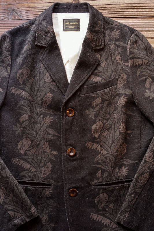 BY GLAD HAND TROPICAL - JACKET BLACK