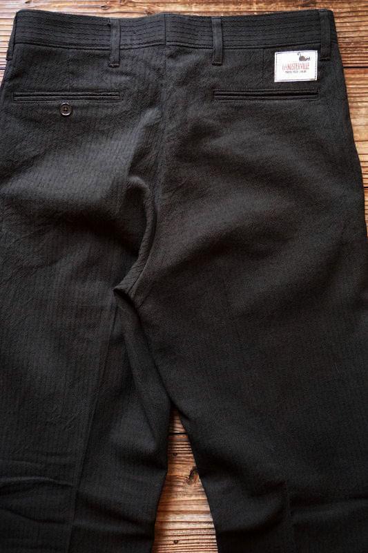 GANGSTERVILLE BLUESY - 3Piece SET BLACK