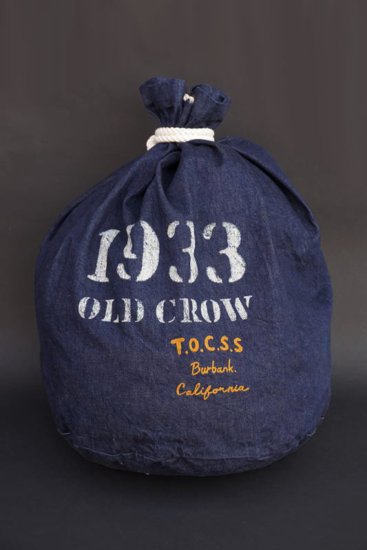 OLD CROW 1933 - LAUNDRY BAG L