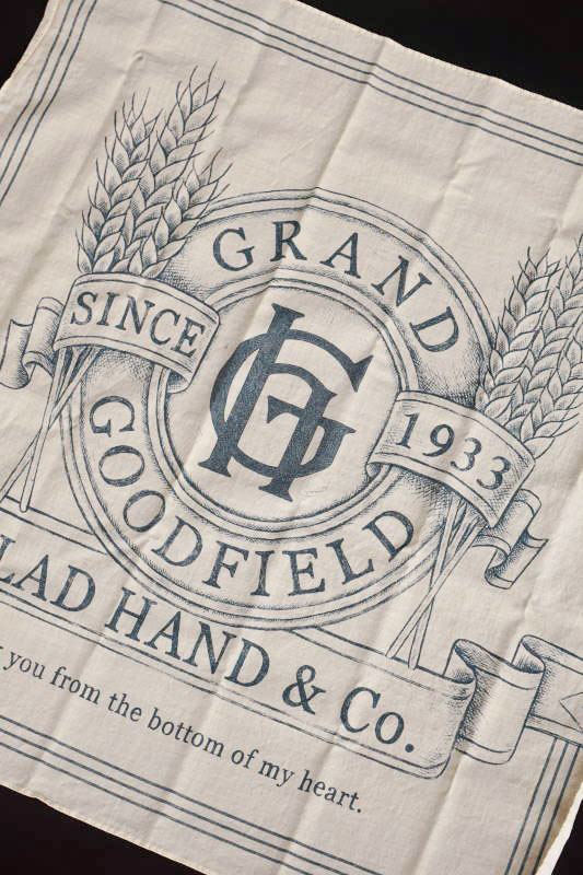 GLAD HAND & Co.  GH - BANDANA