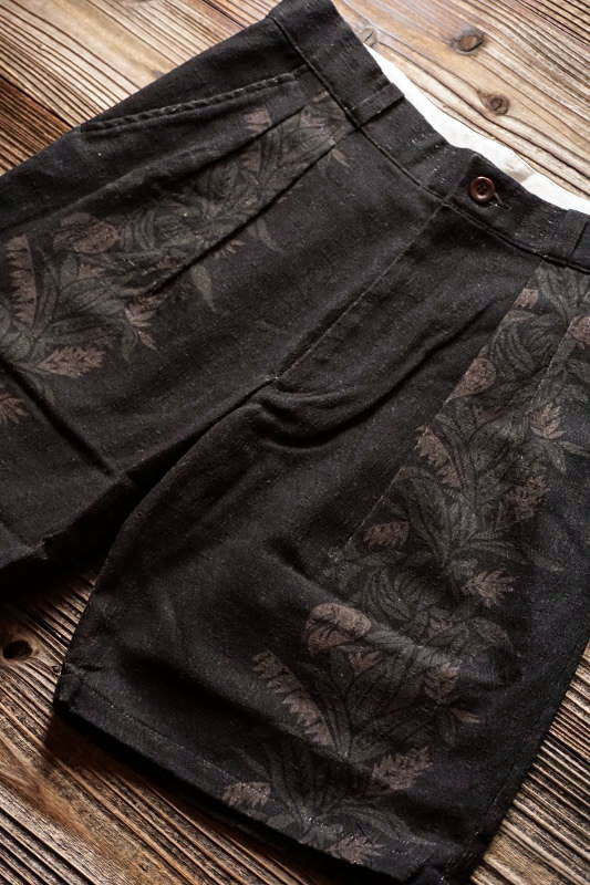 BY GLAD HAND TROPICAL - SHORTS BLACK