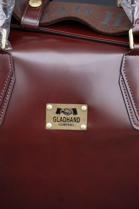 "GLAD HAND×PORTER GH BAGGAGE BROWN ""Medium """