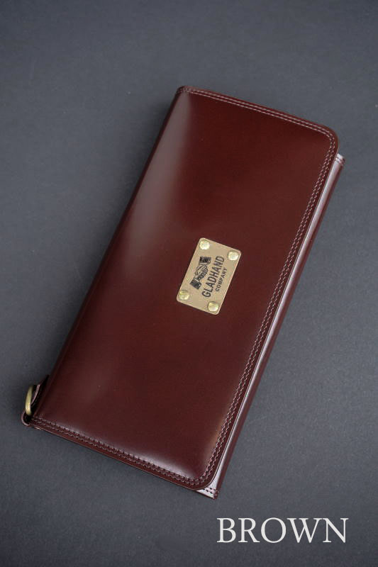 GLAD HAND×PORTER GH - BELONGINGS WALLET
