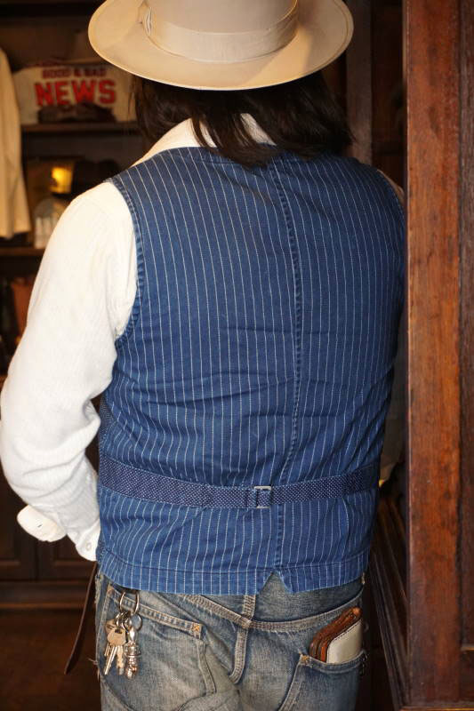 BY GLAD HAND GOOD WORKER - VEST DOT×STR