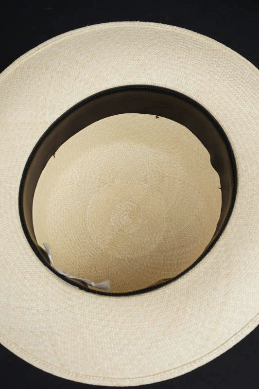 "GLAD HAND & Co. - HAT WILLIAM ""PANAMA"" NATURAL"