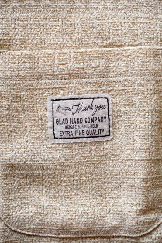 BY GLAD HAND VOYAGE - S/S SHIRTS IVORY