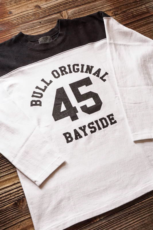 B.S.M.G. FOOTBALL - T-SHIRTS WHITE