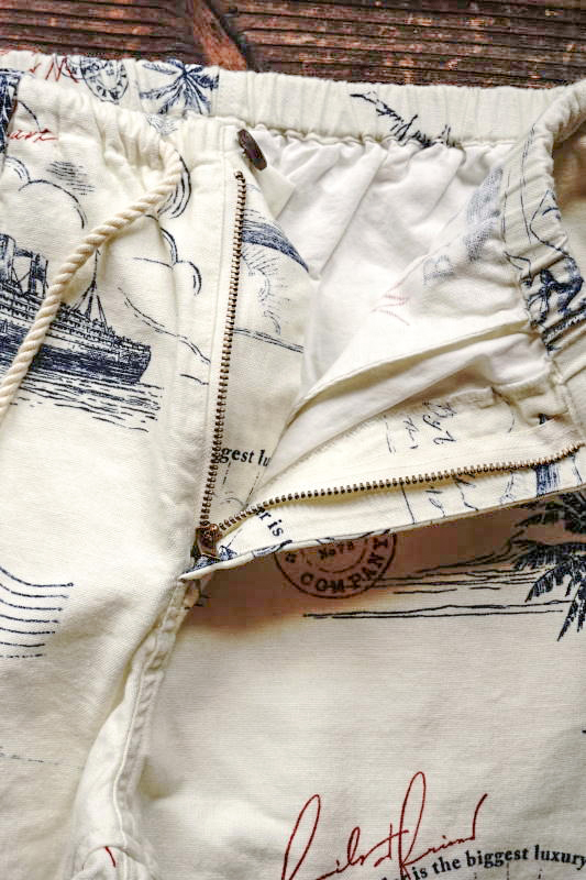 BY GLAD HAND POSTAL - PANTS IVORY