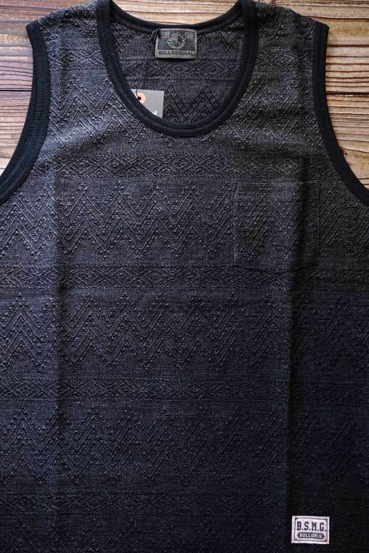 B.S.M.G. GAME - TANK TOP BLACK