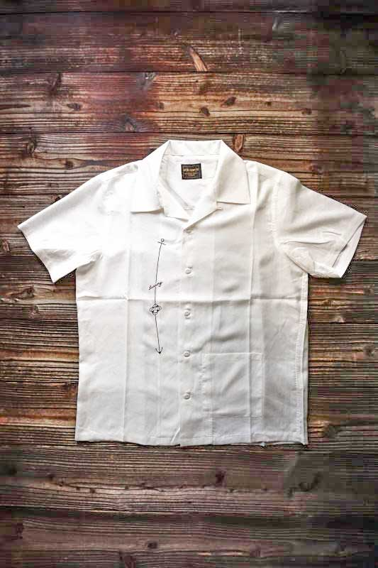 BY GLAD HAND LUXURY - S/S SHIRTS WHITE