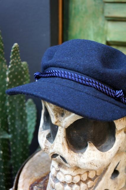 BAD QUENTIN FISHERMAN CAP NAVY