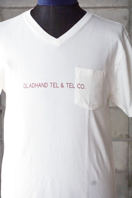 BY GLAD HAND BELL - V NECK WHITE