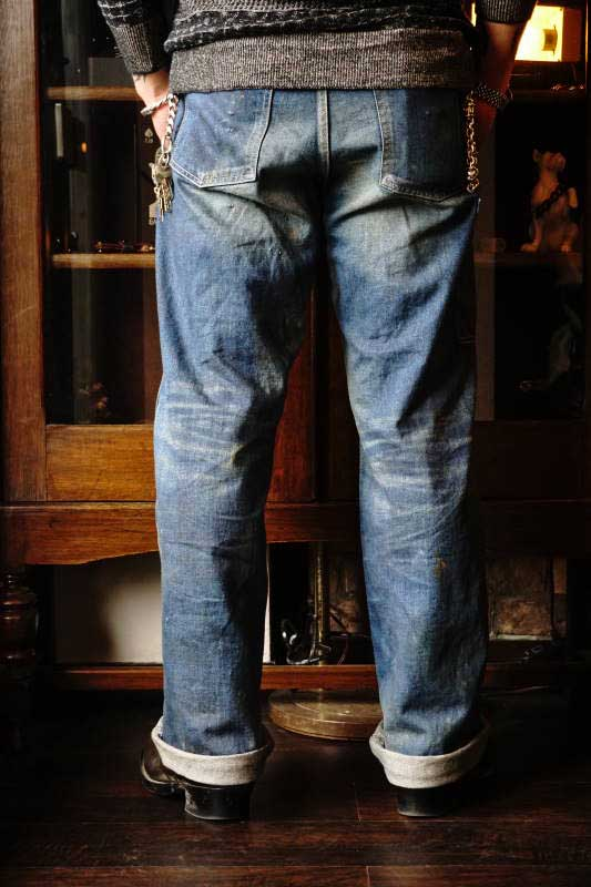 "BY GLAD HAND GLADDEN - DENIM ""TYPE-3"""
