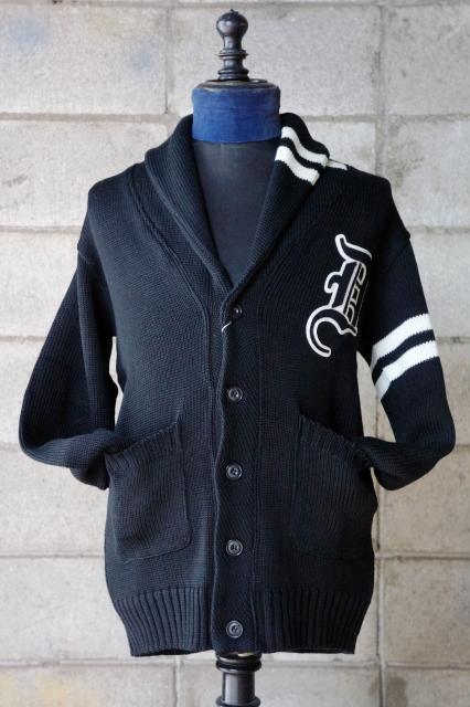 Delinquent Bros Delinquent Knit Cardigan BLACK