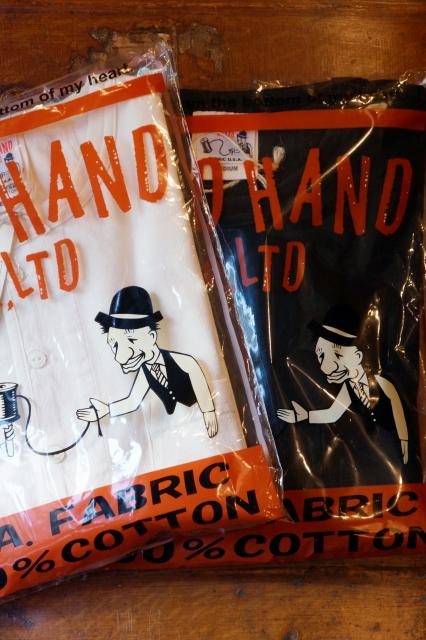 GLAD HAND STANDARD HENRY POCKET T-SHIRTS
