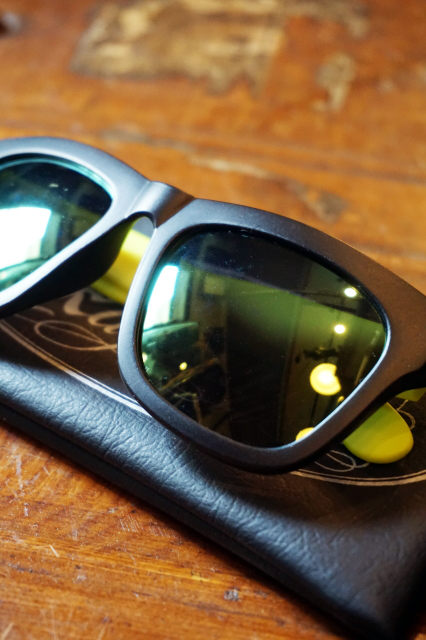 Ragamuffin SUNGLASSES YELLOW