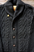 BY GLAD HAND ISLANDS SWEATER BLACK