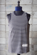 BY GLAD HAND SAILOR - TANKTOP BLACK