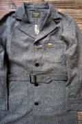 BY GLAD HAND GH GUMBALL COAT BLACK