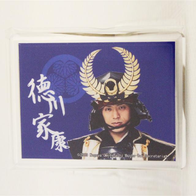 (新)おもてなし武将隊マグネット(徳川家康)