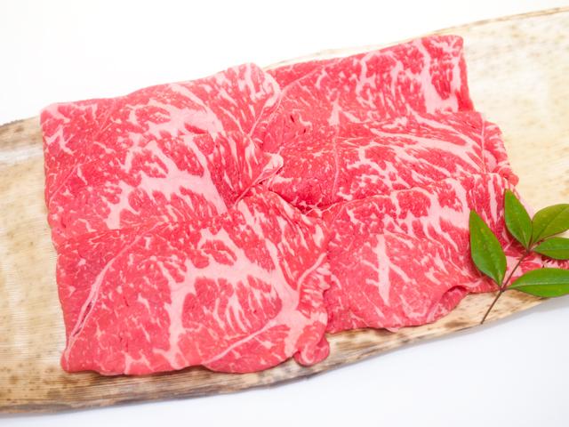 鹿児島黒牛モモ肉