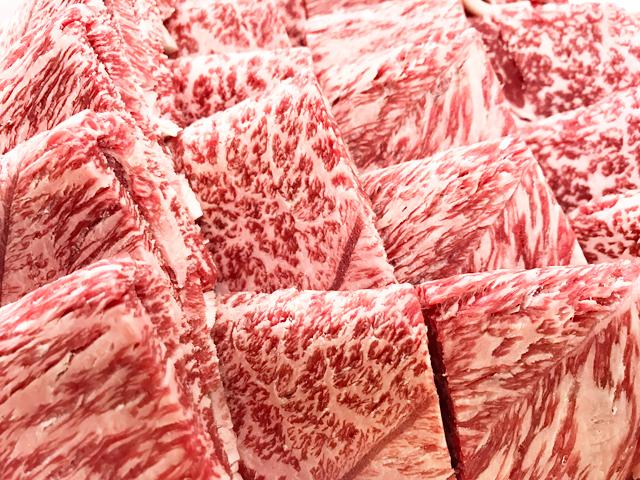 鹿児島黒牛和牛焼肉用