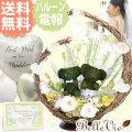 バルーン電報 Forest Wedding Crescent Moon(森の結婚式 〜クレセントムーン〜)