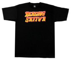 UPG BLAZIN' SATIVA Tシャツ