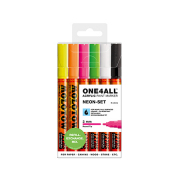 MOLOTOW ONE4ALL 127HS  ネオンキット Pump Marker6本セット