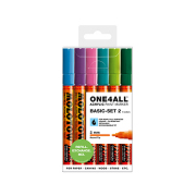 MOLOTOW ONE4ALL 127HS  ベーシックキット2 Pump Marker6本セット