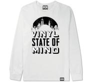 "101apparel  ""VINYL STATE OF MIND"" ������?�ɥ������դ�  L/ST�����"