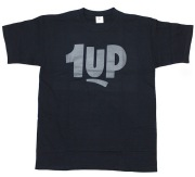 1UP Logo T����� blue