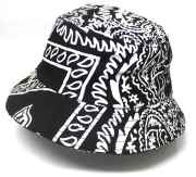 ART SIDE HAT Freehand バケットハット ブラック