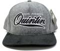 Quintin Martinez Trucker ヘザー/ブラック