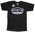 Quintin Wilson Teeシャツ  ブラック
