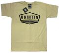 Quintin Wilson Teeシャツ  カーキ