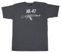 UPG AK-47  メディカルマリファナ Tシャツ