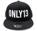 ONLY13  スナップバックCAP