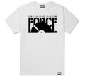"101apparel  ""DIGGIN FORCE"" ダウンロードカード付き Teeシャツ ホワイト"