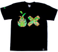 ART SIDE ×BIGFOOT ''ロゴ'' Tシャツ ブラック