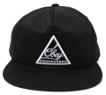 OBEY NEW FEDERATION スナップバック CAP ブラック