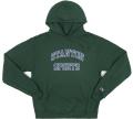 """ONLY NY """"Stanton Champion® hoody"""" フードスウェット フォレストグリーン"""