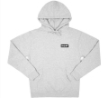 "ONLY NY ""Outline Logo Hoody"" フードスウェット ヘザーグレー"