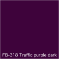 FLAME 318 Traffic purple dark