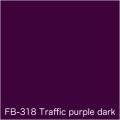 FLAME 318 Traffic purple dark