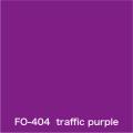 Flame orange traffic purple FO-404