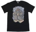 BigFoot Tシャツ 02 ブラック