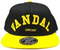Official B/Y Vandal スナップバック Cap