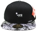 OfficialDolo Paisley スナップバック Cap