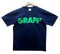 ART SIDE  GRAFF ロゴTシャツ 5色展開